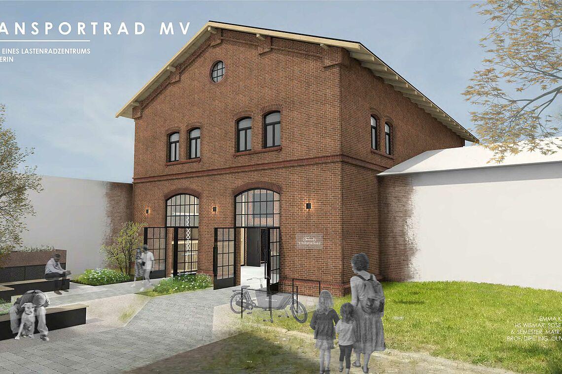 Innenarchitektur, Bachelor   Hochschule Wismar   Fakultät Gestaltung